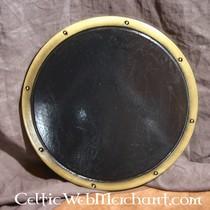 Epic Armoury LARP round shield black
