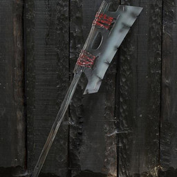 LARP large Orc axe