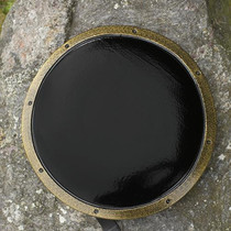 Epic Armoury LARP RFB buckler noir