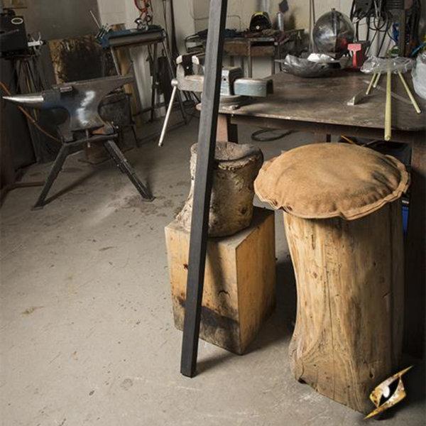 Epic Armoury Skum på glasfiberkerne, 180 cm
