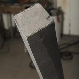Foam on glassfiber core, 180 cm