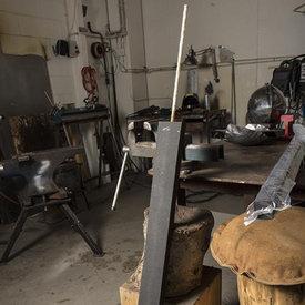 Epic Armoury Skum på glasfiberkärna, 140 cm