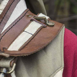 Female Armour Rogue, brown/beige