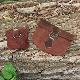 Bältesväska drake, brun