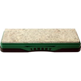 Arkansas Whetstone con base in plastica