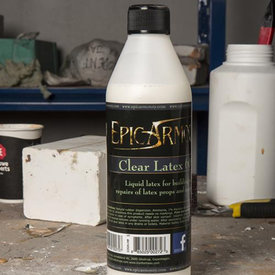 Epic Armoury Transparant latex 500 ml
