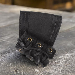 RFB LARP dolk-zwaardhouder, zwart