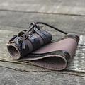 Epic Armoury RFB LARP Dolchschwerthalter, braun-schwarz