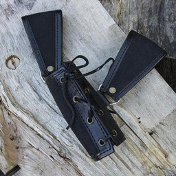 Uchwyt RFB LARP dwie pętle, czarna