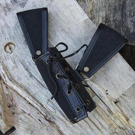 Epic Armoury RFB LARP hållare två slingor, svart