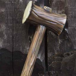 Drewniany młot LARP