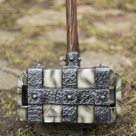 Epic Armoury Młotek kamienny LARP