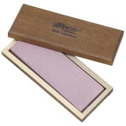 Osełka Arkansas z drewnianym pudełku