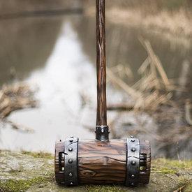 Epic Armoury Marteau de guerre en bois GN