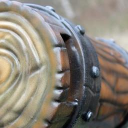 Drewniany młot bojowy LARP