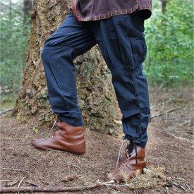 Leonardo Carbone Pantaloni vichinghi di Dublino, neri