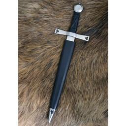 Dagger Colmar, pół-ostry