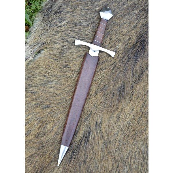 Dagger Munster, pół-ostry