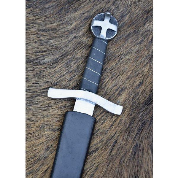 Deepeeka Crusader sztylet Jerozolima, pół-ostry