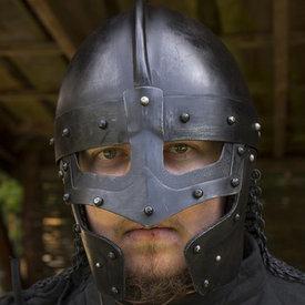 Epic Armoury Viking LARP helmet Egil, bronzed