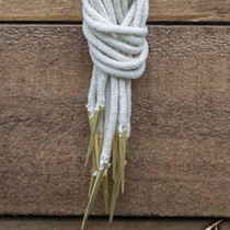 Epic Armoury Tie snören med aiglets, uppsättning av 6, naturliga