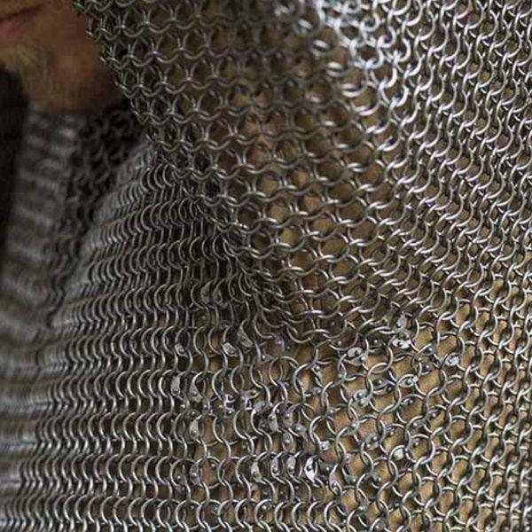 Epic Armoury Cavaleriemaliënkolder, mild steel
