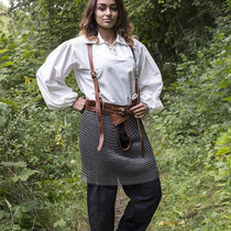 Epic Armoury Chainmail skirt with belts