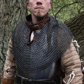 Epic Armoury Bischof Mantel, Kettenhemd Kragen