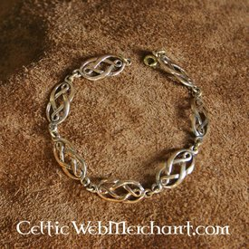 Geknotet Celtic Armband am Handgelenk