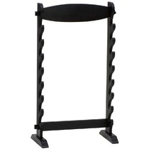 Katana stand for 8 samurai swords
