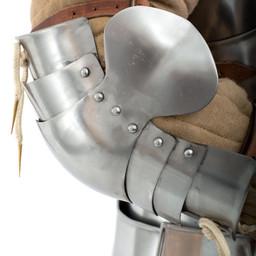 Middeleeuwse elleboogbeschermers