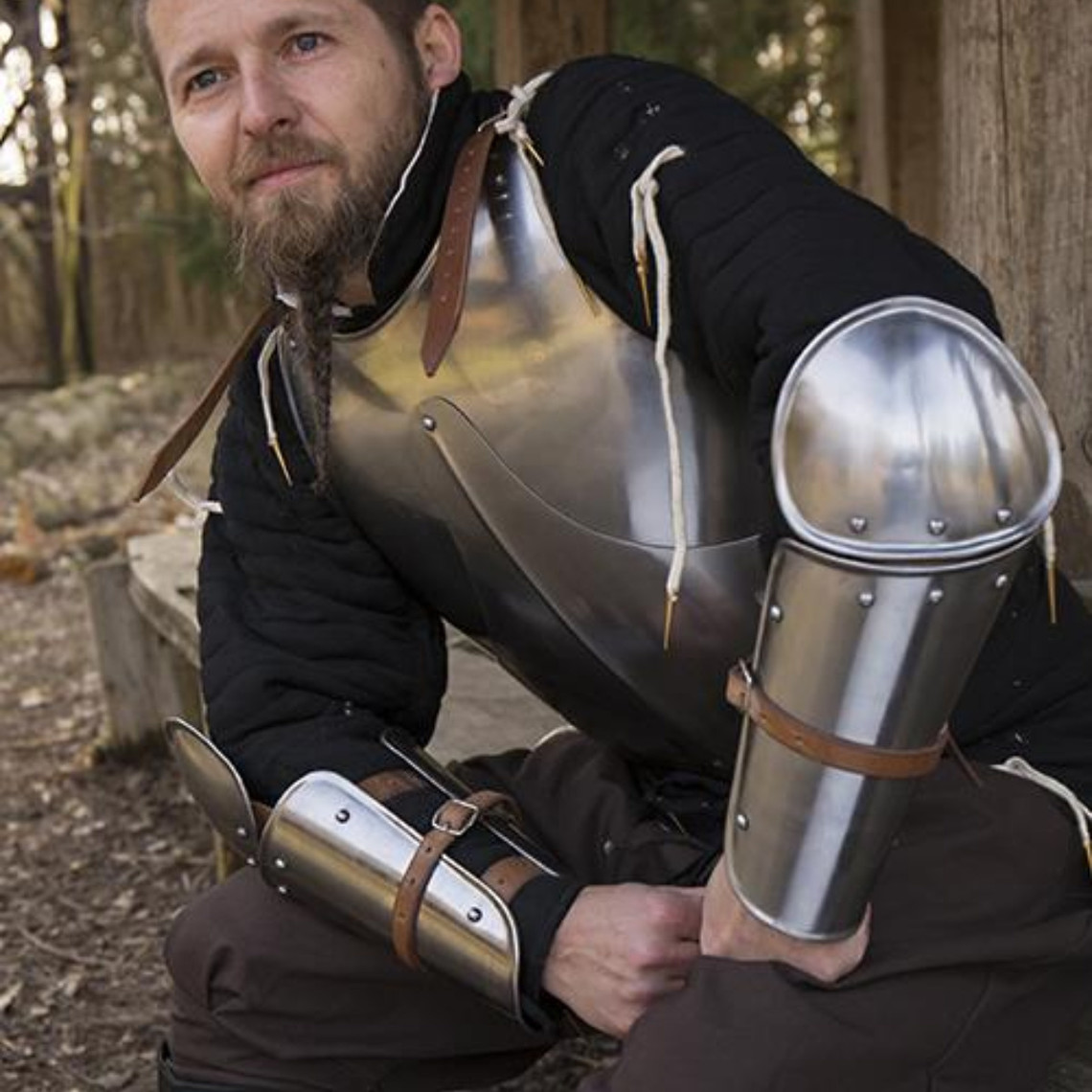 Epic Armoury Medieval beskyttelse arm
