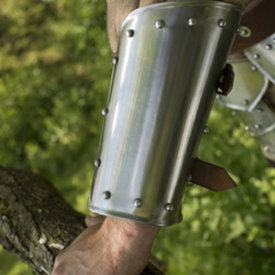 Epic Armoury Middeleeuwse onderarmbeschermers, paar