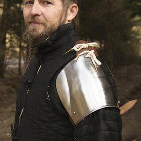 Epic Armoury Pauldrons Churburg, poleret