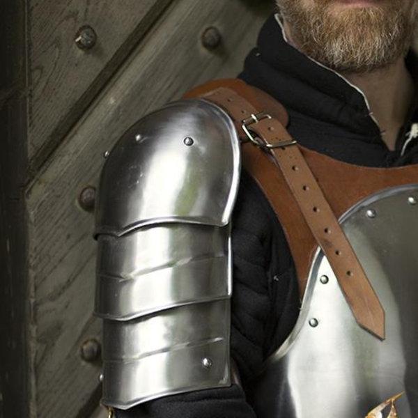 Epic Armoury Schouderpantser Mercenary