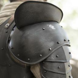 Pauldrons Warrior, patinated