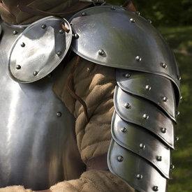 Epic Armoury Pauldrons met rondel