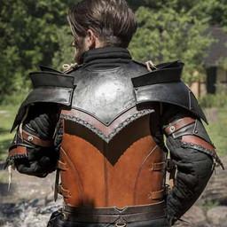 Rogue hals och arm rustning