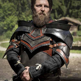 Epic Armoury Rogue neck and arm armor