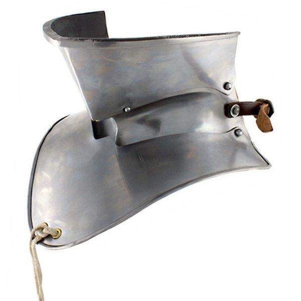 Epic Armoury Laat 15de eeuwse gorget-bevor