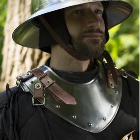 Epic Armoury Late medieval gorget