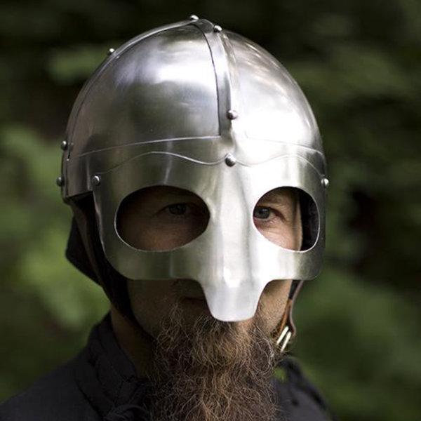 Epic Armoury Viking-spetshjälm Jormungand
