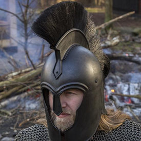 Epic Armoury Trojan hoplite helmet