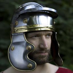 casco de legionario romano