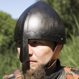 Epic Armoury Casque Saint Wenceslaus patiné