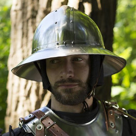 Epic Armoury Soldier kettle hat 1 mm