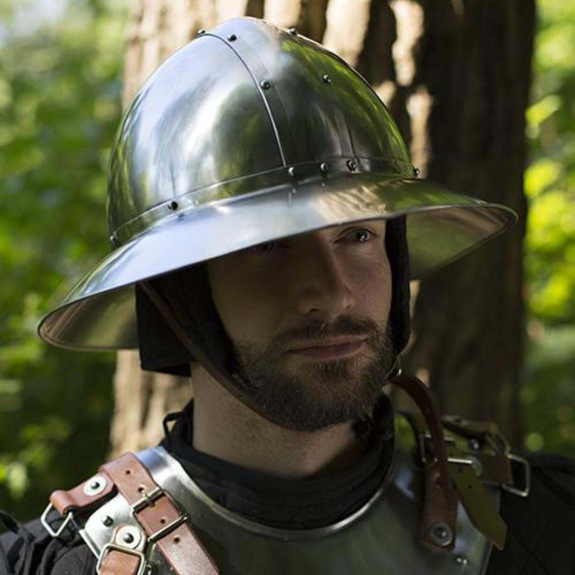 Epic Armoury Sombrero de caldera soldado 1 mm.