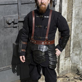 Epic Armoury Tassets Drake, patiné