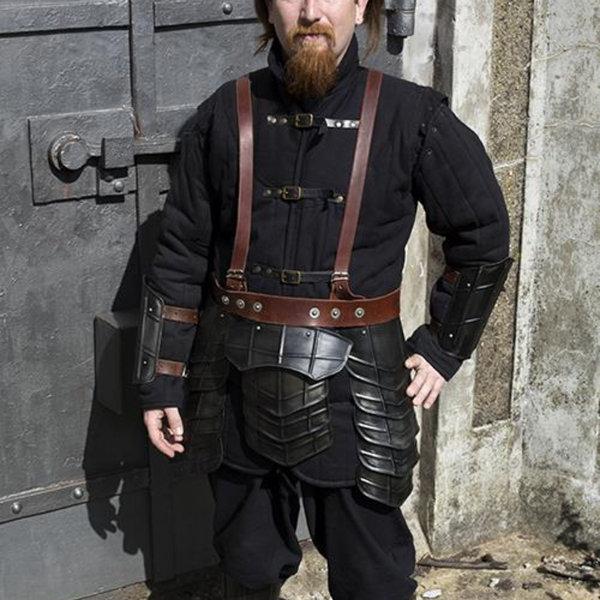 Epic Armoury Tassets Drake, patineret