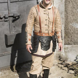 Epic Armoury Tassets Warrior, patineret